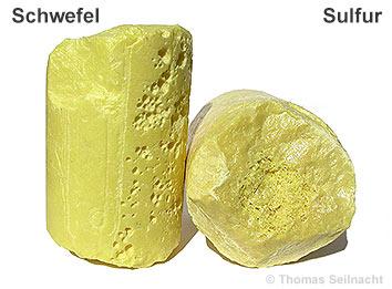 Schwefel Geruch