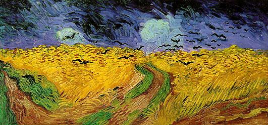entstehung 1890 in auvers l auf leinwand 50 x 100 cm - Van Gogh Lebenslauf