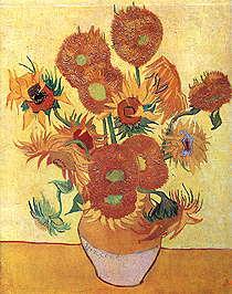 vincent van gogh sonnenblumen - Van Gogh Lebenslauf