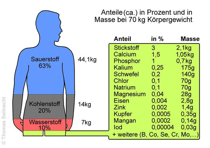 Periodensystem Calcium